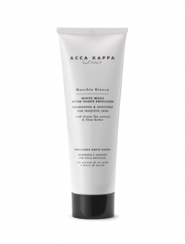 Acca Kappa Aftershave Emulsion Muschio Bianco
