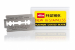 Feather blades Megapack 20 packs of 10 blades